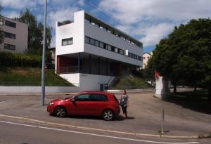 Weissenhof van Le Corbusier. Jacqueline Knudsen