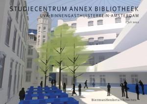 structuurvisie binnengasthuisterrein Bierman Henket