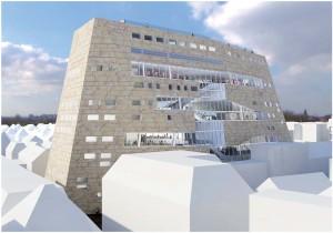 Groninger Forum NL architects