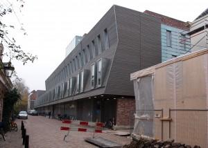 Victas ABC straat, winnaar Rietveldprijs 2013, architect JDdV architecten