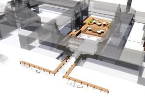Blokhuispoort Leeuwarden initiatiefplan Heldoorn Ruedisulj en Adema architecten