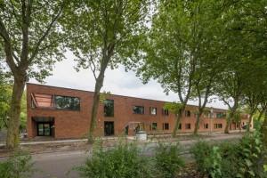Kliniek GGZ Delfland in Delft door Greiner Van Goor Huijten architecten