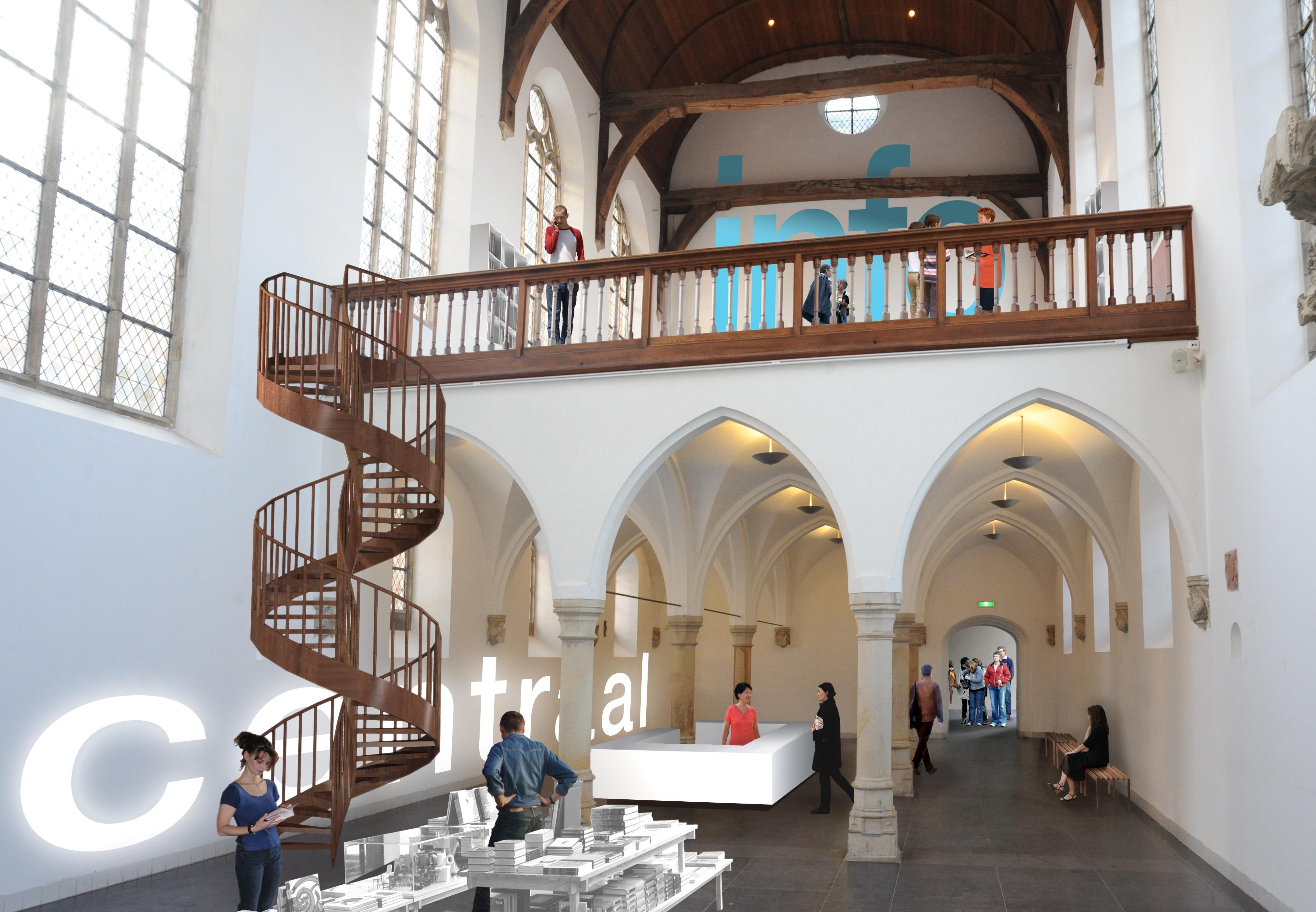 Verbouwing Centraal Museum Utrecht - Architectuur.nl