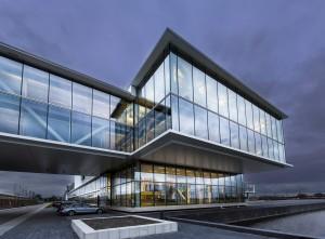 Lely Campus Maassluis -Consort Architecten - fotograaf: Samuel Ashfield