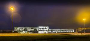 Lely Campus Maassluis -Consort Architecten - Dura Vermeer - fotograaf: Samuel Ashfield