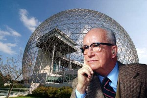 Spaceship Earth Buckminster Fuller, thema van TEC ART
