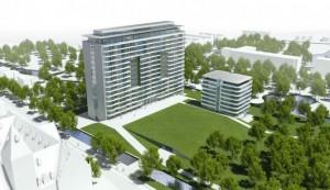 Cepezed: woonhotel in voormalig Shell-kantoor Den Haag
