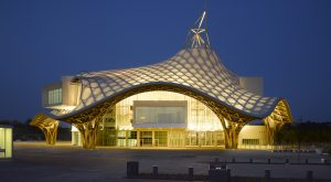 Centre Pompidou Metz, Shigeru Ban Architects