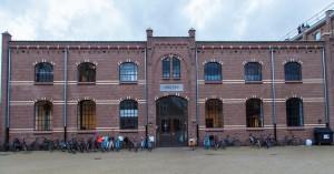 De basisschool is inmiddels in de Cereolfabriek getrokken • Foto BOEi, Jan van Dalen.