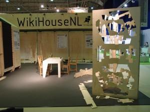 WIKI house op Gevel 2014 © foto Jacqueline Knudsen