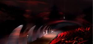 Spookstations Parijs theater - Oxo architectes + Laisné Architecte