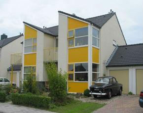 Het Rijtjeshuis In Alleman Architectuurnl