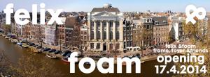 Felix & Foam opening