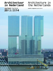 Cover Architectur in Nederland Jaarboek 2013-2014