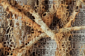 Pablo Lehmann, detail 'Ivy', 2010, 150 x100cm