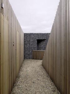 Uitbreiding van begraafplaats Duinhof bij Lisse, ontwerp Bureau SLA en P2 Landschapsarchitecten • Foto Francois Hendrickx.
