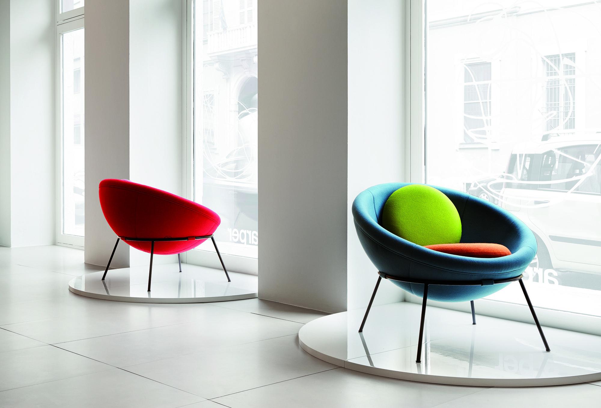 Bardi 39 s bowl chair for Lina bo bardi bowl