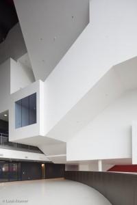 Cross Overzaal Pandora (NL Architects). Foto Luuk Kramer
