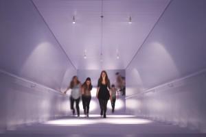 Opgang naar Cross Overzaal Pandora (NL Architects). Foto Luuk Kramer