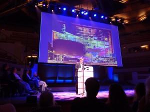 Patrick Fransen (Architectuurstudio HH). Foto Jacqueline Knudsen.