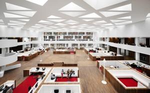 Onderwijscentrum Erasmus MC. Foto: Bart Gosseling