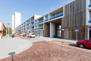 Woningbouwcomplex Cortinghborg. Foto: Mark Sekuur, PrimaFocus