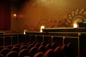 Interieur Parisien in het Filmmuseum  in het Vondelpark
