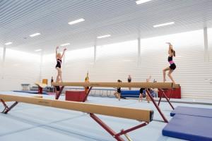 Turnzaal Nieuw Welgelegen. Foto: Luuk Kramer