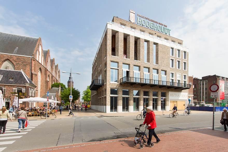 Eigentijds huis voor groningse studenten - Entree eigentijds huis ...