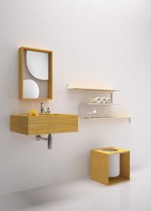 2. The Nendo Collection – badkamer concept van het Japanse ontwerpbureau Nendo voor Bisazza.