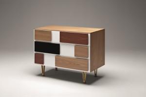 9. Heruitgaven van vijftig jaar oude ontwerpen van Gio Ponti door Molteni.