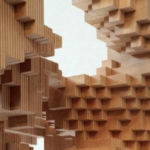 Computational Chair van ontwerpstudio EZCT.