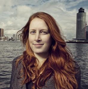 'De urgentie van water zal als stedenbouwkundig thema alleen maar toenemen' - Anne Loes Nillesen. Beeld: Defacto