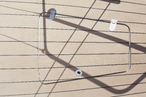 In het nieuwe ontwerp voor zeiljacht Victoire V42 zijn het scheepsdek en de opbouw gemaakt in Estec, een onderhoudsarme composiet die stroef is, relatief koel blijft in de zon en naadloos is te verwerken. Foto: Christian van der Kooy