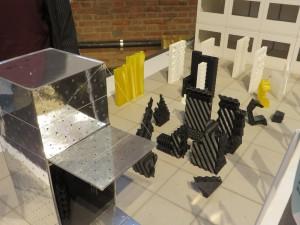 3D printed canalhouse - Kamermaker DUS architects . Foto Jacqueline Knudsen