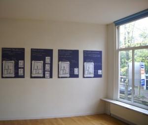 Van huis naar thuis helpt ook bij de verkoop van een woning. Tijdens de open huizenroute zorgden tekeningen met verschillende indelingsmogelijkheden voor een versnelde verkoop van dit appartement.