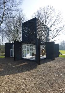 17. De Noorderparkbar in geopende toestand. Foto: Jeroen Musch