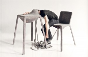 Een meubel als statement, Skin Collection ontworpen door Nacho Carbonell. Foto: Studio Carbonell