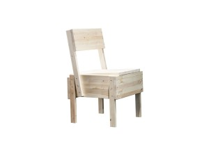 In 2010 neemt het Finse interieurlabel Artek een houten stoel die de Italiaan Enzo Mari in 1974 ontwierp in productie. De consument krijgt een bouwpakket toegestuurd, of kan alleen een dvd met bouwinstructies kopen.