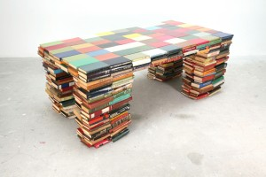 Layers table van Richard Hutten.