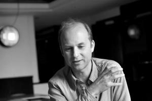 Jan Jongert van 2012Architecten. Foto: Mirjam van der Hoek