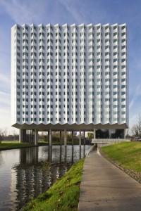 22. Studentenhuisvesting op de campus in Delft, ontwerp De Zwarte Hond. Foto: Scagliola/Brakkee