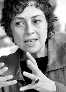 Helena Casanova: 'Er is in Nederland een chronisch gebrek aan visie en ambitie op het vlak van architectuur.' Foto: Mirjam van der Hoek