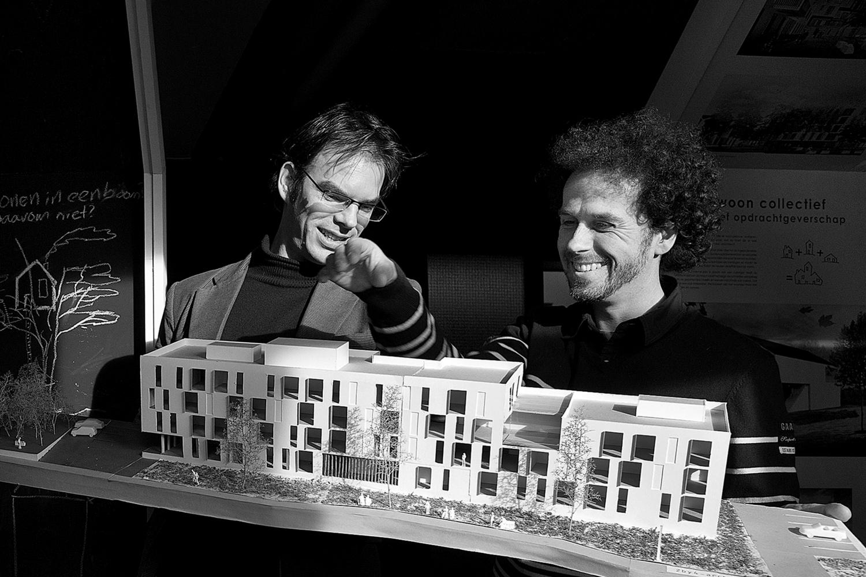 We zoeken de essentie niet de sensatie for Architect zoeken