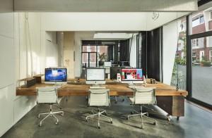 Kantoorpersoneel zit doorgaans niet op een clean desk policy te wachten. Foto: JRimageworks
