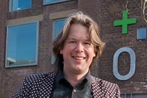 Arnoud Olie, architect en algemeen directeur van B+O.