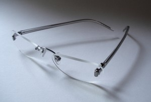 De MaxMara bril was het eerste product van Smeets dat daadwerkelijk op de markt kwam.