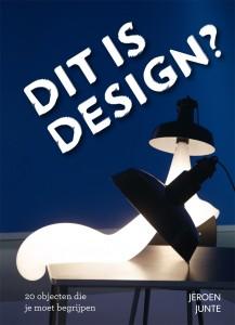 Het nieuwste boek van Junte Dit is design? verscheen eind september 2013 bij uitgeverij Terra Lannoo (ISBN 9789089895332).