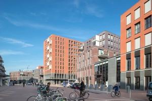 CentrumCampus Oosterheem, begin dit jaar opgeleverd in Zoetermeer, is een enorm project waarvoor de opdracht al in 2004 werd gegeven. Zulke opdrachten verwacht Ianthe Mantingh voorlopig niet meer.