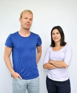 Na studies in Rotterdam en Thessaloniki studeerden Victor Verhagen (1982, Schiedam) en Maria Vasiloglou (1982, Athene) beiden af in Architectuur aan de TU Delft. Ze werkten daarna o.a. bij Mecanoo, Broekbakema, BYTR en Co-OB. In 2010 richtten ze samen Lagado Architects op.